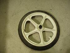 NOS Old School BMX Bicycle Mag-Lite Front Wheel...Barum Tire....Trusted Seller