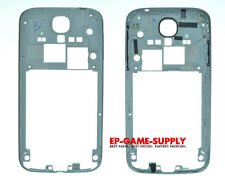 Samsung Galaxy S4 Rear Back Middle Housing Frame Silver Bezel i9500 i337 M919