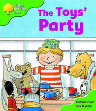 Oxford Reading Tree: Stage 2: Storybooks: the Toys' Party by Roderick Hunt...