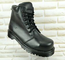 Dr Martens Royal Mail Leather Mens Ankle Boots Shoes Air Cushion Size 7 UK 41 EU