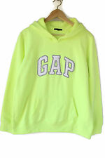 New womens gap logo hoodie jacket top size large l nwt