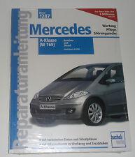Reparaturanleitung Mercedes A-Klasse A 150 160 180 200 (W169) Benziner + CDI