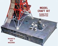 Launch Umbilical Tower LUT Model Craft Kit for Apogee or an 1:70 Saturn V
