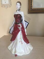 "Royal Doulton Figure Of The Year ""Emily""  - HN 4817 - 2006 NEW Condition!"