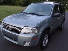 Mercury : Mariner Hybrid AWD 4WD FULLY LOADED! LOW MILES! 1-OWNER!