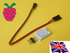 Rs-Pi DHT22 - AM2302 Digital Temperature & Humidity Sensor for Raspberry Pi