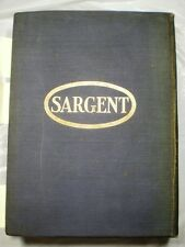 E H SARGENT SCIENTIFIC Laboratory Catalog ASBESTOS 1929