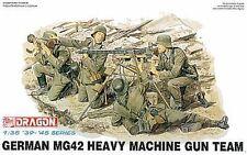 Dragon 1/35 #6064 German MG42 Heavy Machine Gun Team