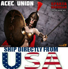 Phicen 1/6 PL2015-97 SPARTA FEMALE WARRIOR Complete Box Set - U.S.A. SELLER