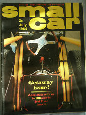 Small Car Jul 1964 Ford Corsair, BMW 1800