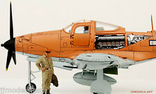 "FORCES OF VALOR  P-39Q AIRACOBRA USAAF ""Makin Island""*1:32 *2007  LIMITED ED*"