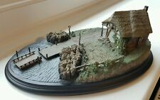 Sideshow Weta Bucklebury Ferry Environment - Lord of the Rings, The Hobbit
