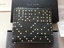 Paul Smith Wallet - Black Leather - RRP £160