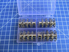 16 Bobbins In A Bobbin Box for Singer Featherweight 221, 301 #45785