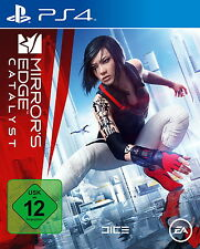 Playstation 4 Spiel: Mirrors Edge Catalyst PS-4 (VL-ABO) Neu & Ovp