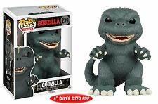 "Funko Pop Film: GODZILLA 6"" Action Figure di dimensioni super"