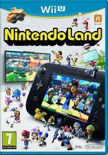 Nintendo Land Wii U Spiel NintendoLand Abenteuerspiel Mehrsprachig Deutsch NEU O