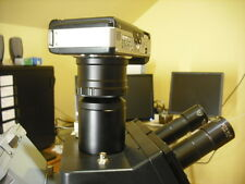 Nikon Wild Leitz Microscope 38mm Trinocular port to Olympus Pen EP-1 2 3 camera