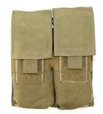 Tactical Assault Gear TAG Coyote Brown Double M4 2x2 Mag Pouch FSBE MARSOC USMC