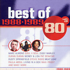 The Best Of 1988 - 1989 new 2 CD set Maxi Priest Ziggy Marley Morrissey Saxon et