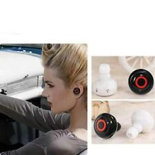 Stereo Wireless Bluetooth Headphone Micro Earphone Sports for iPad All Cellphone