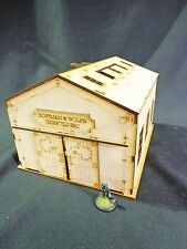 TTCombat - Old Town Scenics - Ship Builders - Great for Malifaux