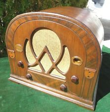 Atwater Kent Cathedral Art-Deco Radio Model 217 - BEAUTY!