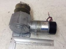Parvalux 24v DC Electric Motor / Gearbox