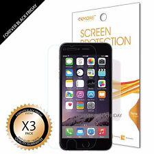 """iPhone 6S Plus 5.5"""" Screen Protector 3x Anti-Glare Matte Cover Guard Shield"""