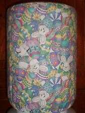 EASTER EGG BUNNY DYE CHICK 5 GALLON WATER COOLER BOTTLE COVER KITCHEN DECORATION