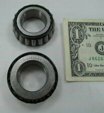 "Lot 2 CMC 1"" Tapered Roller Bearings, L44643, Boat, Utility Trailer Wheel Hubs"