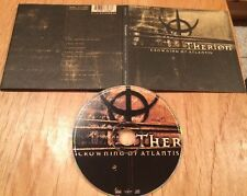 Therion  Crowning Of Atlantis CD 1st German press haggard hollenthon septicflesh
