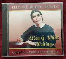 Ellen G White Writings Complete Published Edition CD-ROM for Microsoft Windows