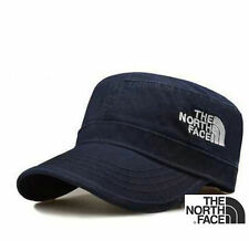 THE North Face ® Cappello Esercito Cadetto Militare Cappello Nuovo in Blu Scuro REGOLABILE FREE SIZE