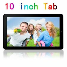 10 inch android 4.4 Quad Core Tablet Pc 1GB 16GB 1024*600 HD LCD Dual Camera
