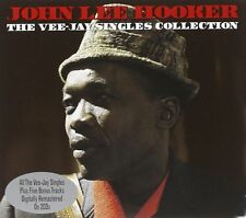 John Lee Hooker The Vee-Jay Singles Collection 2-CD NEW SEALED Remastered Blues
