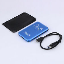 "USB 3.0 Tool External 2.5"" SATA HDD HD Hard Drive Disck Enclosure Cover Case"