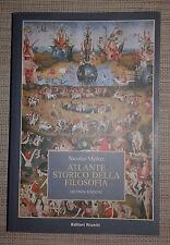 ATLANTE STORICO DELLA FILOSOFIA - NICOLAO MERKER - EDITORI RIUNITI - 2004