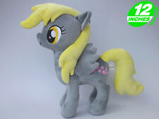 My Little Pony Derpy Hooves Plush 12'' USA SELLER!!! FAST SHIPPING!