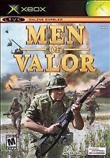 Men of Valor (Microsoft Xbox, 2004) GAME COMPLETE