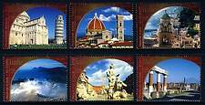 UN . Geneva . 2002 Italy World Heritage (6 Booklet Stamps) . Mint Never Hinged