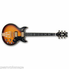 Ibanez AR Series AR725 Violin Sunburst VLS NEW Electric Guitar + FREE Gig Bag!