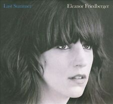 Last Summer 2011 by Eleanor Friedberger Ex-library