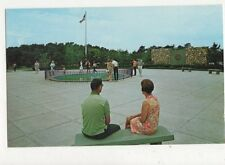John F Kennedy Memorial Myannis Cape Cod Mass. USA Old ostcard 435a