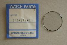 Seiko 270W77LM01 Vetro Crystal Glass Uhrenglas Verre Original NOS