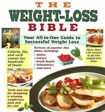 The Weight-Loss Bible by Betsy A. Hornick (2005, Hardcover)