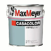 MAX MEYER CASACOLOR Pittura murale lavabile traspirante colorato 0,75 lt