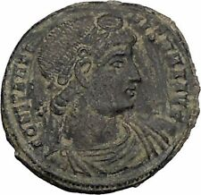 CONSTANTINE I the GREAT Ancient Roman Coin Legion Glory of the Army  i46817