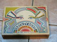 Vintage 1960's Yardley Makeup-YARDLEY MIXIS Finger Mix Eyeshadows - In Box -