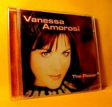 CD Vanessa Amorosi The Power 12 TR 2000 Europop, Ballad